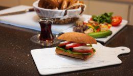 Formunu korumak isteyenler için lezzetli sandviçler
